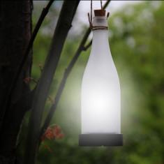 Lampă Solară Sticlă