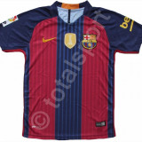 Tricou Nike FC Barcelona MESSI model 2016-2017 HOME SUPER Calitate
