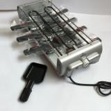 Gril electric pentru pus gratar, tigaie sau piatra incinsa Lentz, 8 raclette