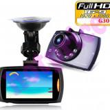 Camera Trafic Auto, DVR, Video, 360, Foto, H264, Full HD, 2016, G30, portabila
