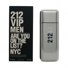 Carolina Herrera - 212 VIP MEN edt vapo 100 ml - Parfum barbati Carolina Herrera, Apa de toaleta