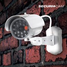 Cameră de Supraveghere Falsă Securitcam M1000 - Camera falsa