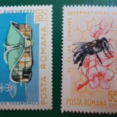 Romania 1966 LP 610 - serie nestampilata MNH