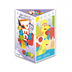 Joc Mozaic Gigant - Miniland - Jocuri arta si creatie
