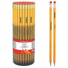 Creion grafit cu radiera, HB - Tabla de conferinta