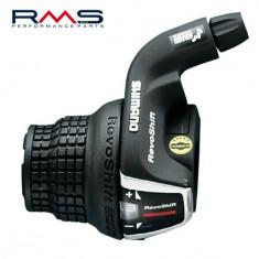 Set comenzi schimbator Shimano Tourney 7V SL-RS35 L+R PB Cod Produs: 525323510RM