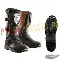 Cizme ATV / Enduro Thor Blitz culoare neagra PP Cod Produs: 3410106 - Cizme Moto