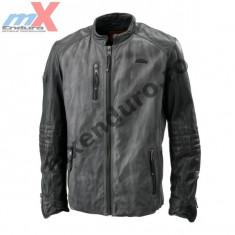 Geaca barbati - MXE Geaca piele KTM Cod Produs: 3PW156110X