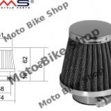 MBS Filtru aer sport D.38, Cod Produs: 100601040RM - Filtru aer Moto