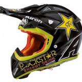 MXE Casca motocross carbon Airoh Aviator 2.1 Rockstar culoare negru Cod Produs: AV2RK17