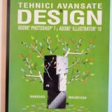 TEHNICI AVANSATE DE DESIGN, ADOBE PHOTOSHOP 7 SI ADOBE ILLUSTRATOR 10 de LUANNE SEYMOUR COHEN, 2004