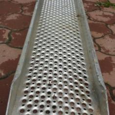 Utilitare auto - Rampe pentru platforma auto aluminiu