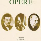 Lucian Blaga - Opere, vol. 1,2,3 - 595746