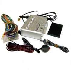 Alarma auto CAN-BUS cu Pager GSM Carguard