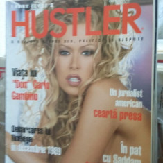 HUSTLER IUNIE 2003