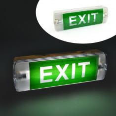 Lampa semn de siguranta cu acumulator T5, semn EXIT