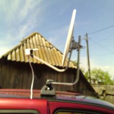 Antena tv rulota camion camping pavilion apicol