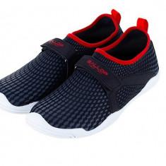 Adidasi barbati - Pantofi Activitati Nautice si Fitness, Ballop, Skin Shoes, Aqua Fit, Typhoon, Negru, marime 45.5-46 -290 - OLN-ONL7-933 45.5-46