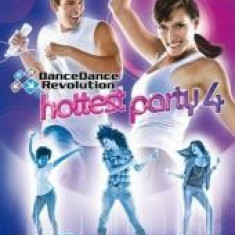 Dance Dance Revolution Hottest Party 4 Nintendo Wii - Jocuri WII