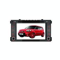 Unitate auto Udrive multimedia navigatie (DVD, CD player, TV, soft GPS) dedicata pentru Kia Soul - UAU17588 - Navigatie auto
