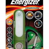 Energizer Lanterna 7638900366372, ENERGIZER Multi Use Light, 4 baterii AAA, verde