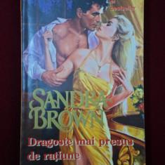 Roman dragoste - Sandra Brown - Dragoste mai presus de ratiune - 599136