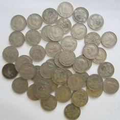 Lot 14-50 monede vechi Anglia, Europa