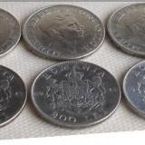 Moneda 200 lei Romania 1942 - argint (6 buc)