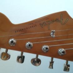 Chitara electrica Fender Stratocaster 60s Reissue cu amplificator Solton