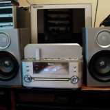 Tevion MCD 83 cd/mp3/USB multimedia micro system - Combina audio