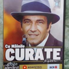 CU MAINILE CURATE, DVD FARA ZGARIETURI - Film Colectie, Romana