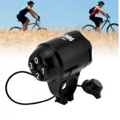 Sonerie electronica claxon bicicleta – cu functie antifurt, Sonerii si claxoane
