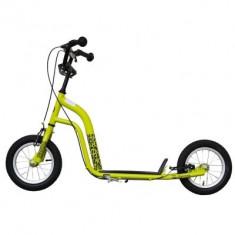 Bicicleta electrice - Trotineta Adulti, Master, Verde, Roti 12 Inch - OLN-ONL3-MAS-S013-GREEN