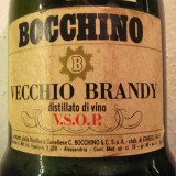 Brandy vsop bocchino, vecchio brandy, mai multe de 3 ani, cl. 75 gr 40 ani 70 - Cognac