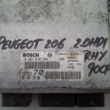 Peugeot 206 2.0hdi rhy 9642013980 BOSCH 0281010594