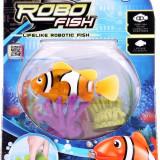 Jucarie Set cu pestisor si 2 corali Robofish - Instrumente muzicale copii