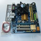 KIT LGA 775 Gigabyte Ga-G31m-Es2c + E7400 2.8 Ghz + Cooler + Ram 4GB DDR2