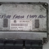 Skoda fabia 1.4mpi AQW 047906033A SIEMENS