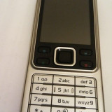 Nokia 6300 argintiu reconditionat - Telefon Nokia