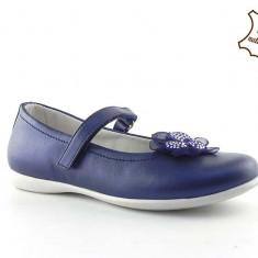 Pantofi din piele naturala BAM 332 - Pantofi copii