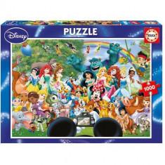 Puzzle Educa Minunata Lume Disney 1000 Piese