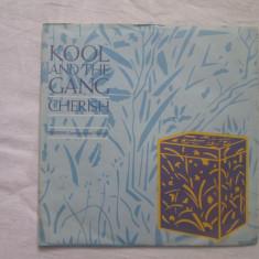 Kool & The Gang – Cherish _ vinyl 7'', Germania disco '80 - Muzica Dance Altele, VINIL