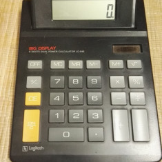 Calculator Masa Logitech LC-848 - Calculator Birou