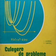 CULEGERE DE PROBLEME DE MATEMATICA PENTRU TREAPTA A II-A LICEE Giurgiu, Turtoiu - Culegere Matematica