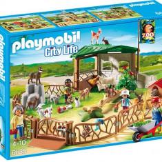 Tarcul Animalelor De La Zoo Playmobil