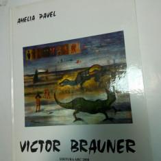 Album Pictura - VICTOR BRAUNER - album de AMELIA PAVEL - Editura ARC 1999