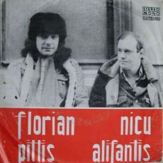 Florian Pittiș / Nicu Alifantis – Imn (Single) - Muzica Folk electrecord, VINIL