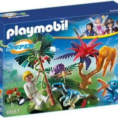 Super 4 - Insula Pierduta Playmobil