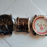 Ceas unisex - Set Ceasuri Barbati Dame 3 bucati