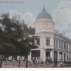 CALAFAT, HOTEL MARINCU - Carte Postala Oltenia 1904-1918, Necirculata, Printata